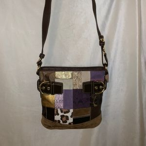Vintage Coach RARE Shoulder Crossbody